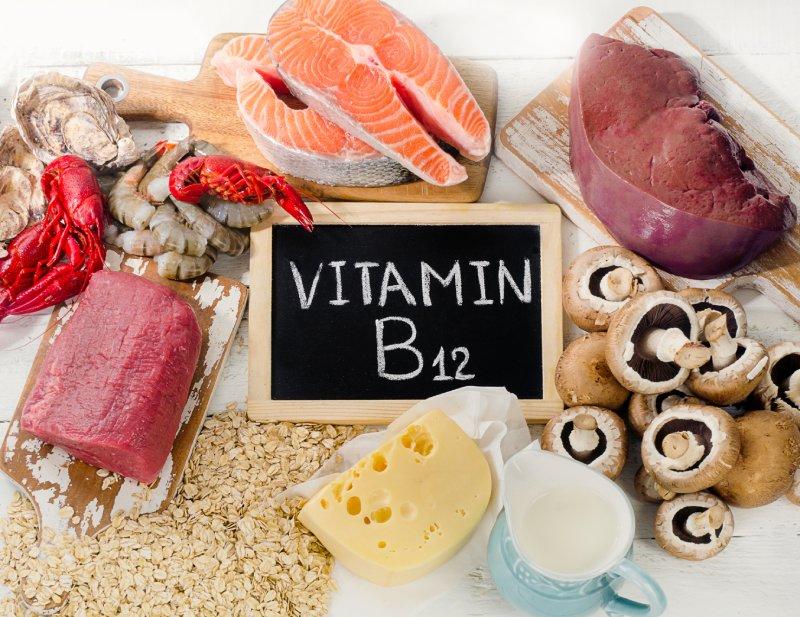 Gdzie znajdziemy witaminę B12?   Szukajcie jej w mięsie.